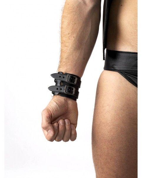Bracelet de force cuir