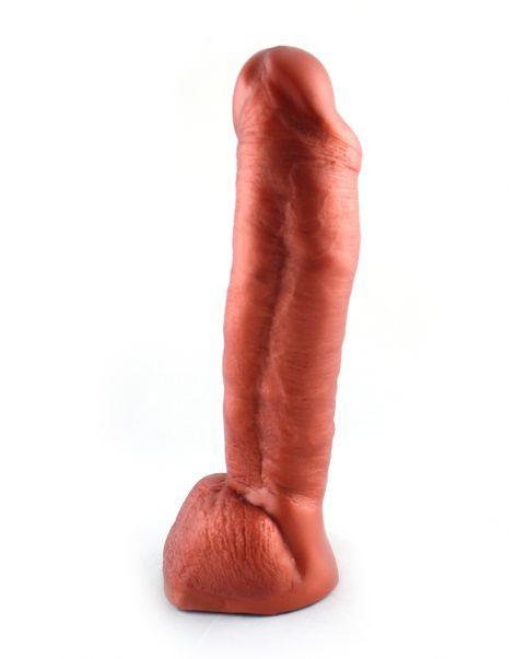 Trés Grand gode Leo 29,2 cm X 6,7 cm