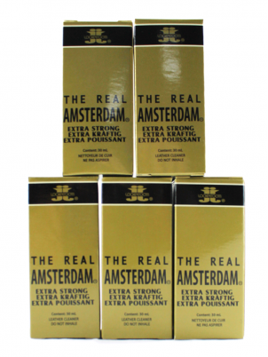 Lot 5 poppers Real Amsterdam 30ml