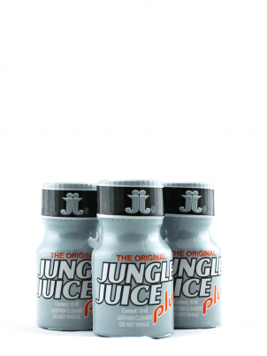 Lot 3 poppers Jungle Juice Plus 10ml