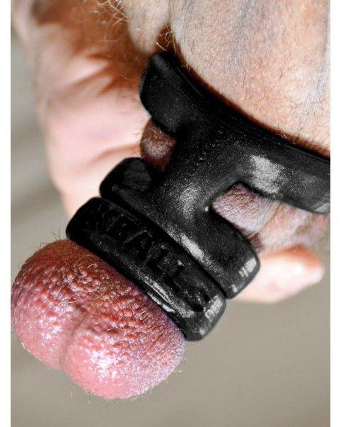 Cockring-ballstretcher 3-Balls