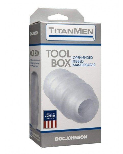 Masturbateur Titanmen Tool Box