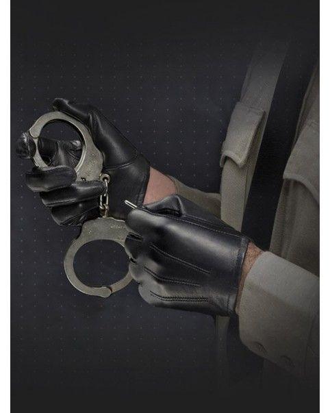Gants Police cuir
