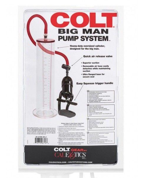 Pompe à pénis Big Man Colt
