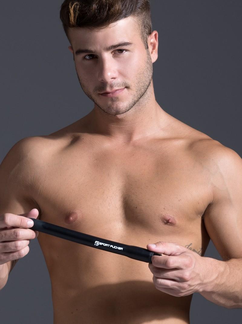 Embout de douche flexible noir M