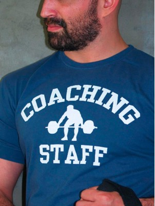 T-shirt Coaching Staff