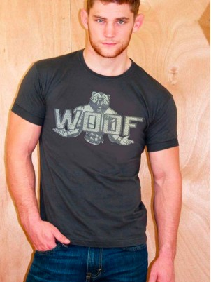 T-shirt Woof Bear