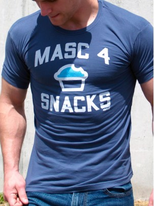 T-shirt Masc 4 Snacks