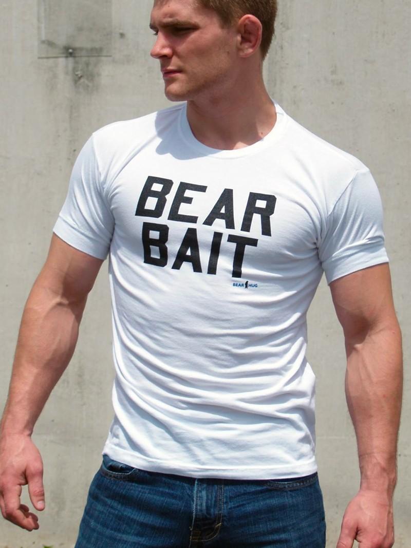 T-shirt Bear Bait