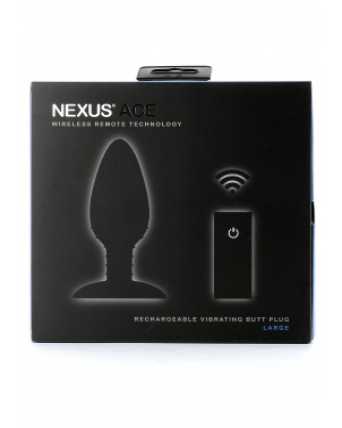Plug anal vibrant Nexus Ace