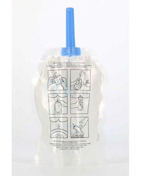 Poire à lavement jetable et hygiénique