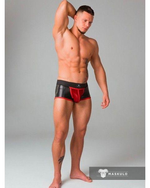 Boxer Youngero Zip arrière