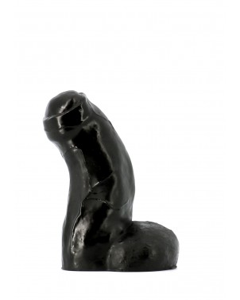 Gode All Black 16.5 X 5.1 cm