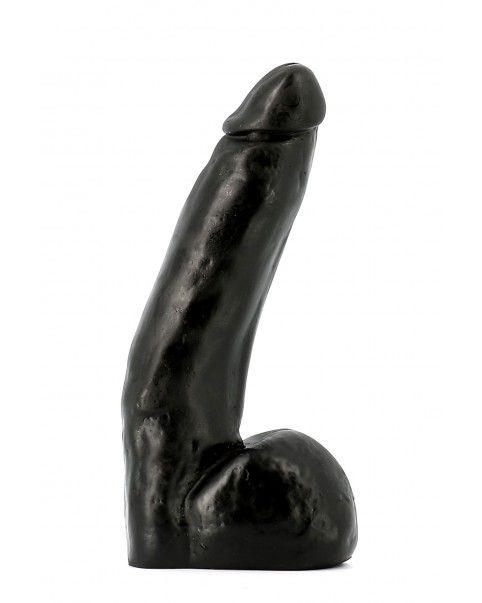 Gode noir 28.5 X 6 cm