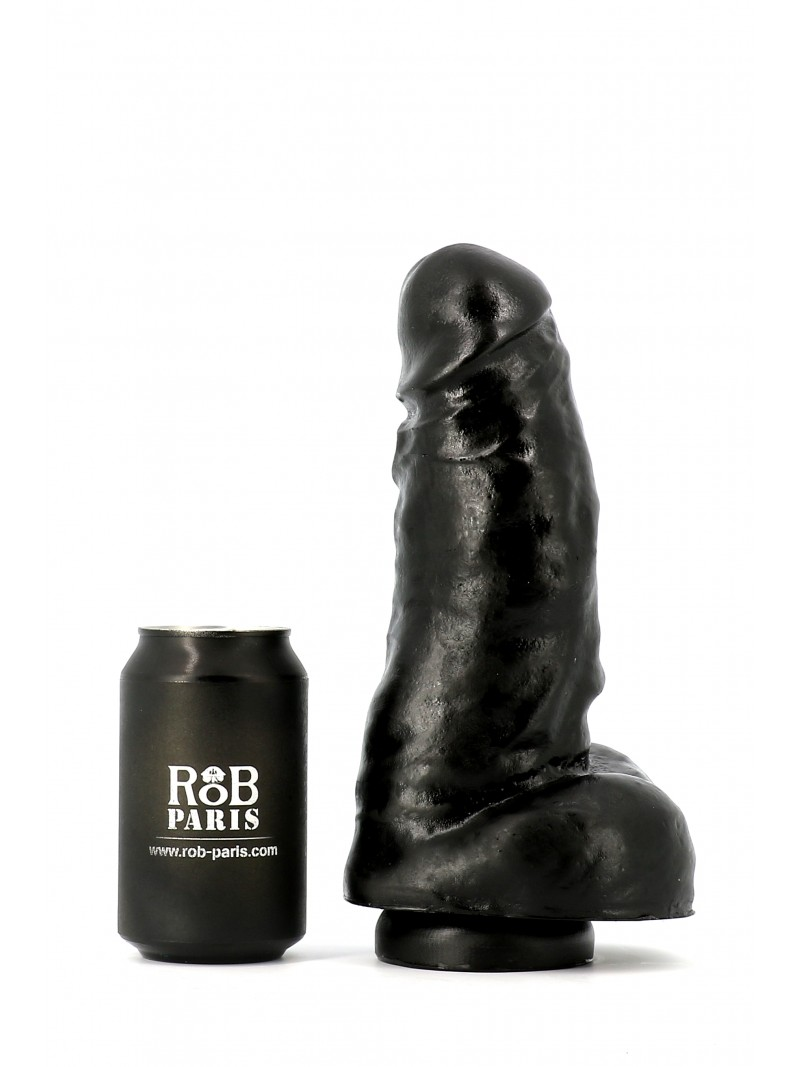 Gode Dark Crystal noir 31 X 6.8 cm