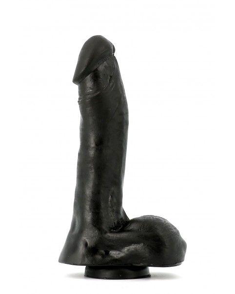 Gode Dark Crystal noir 30 X 5 cm