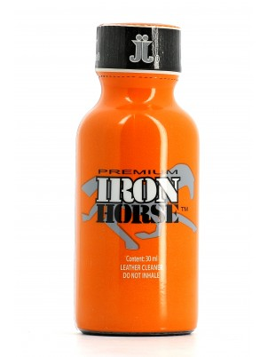 Poppers Iron Horse Premium 30 ml