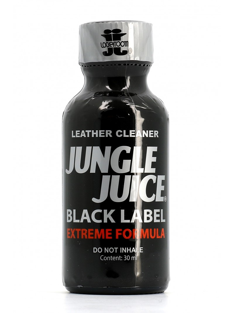 Poppers Jungle Juice Black Label 30 ml