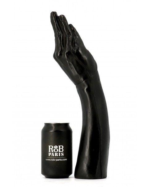 Gode main noir 38 X 7.2 cm