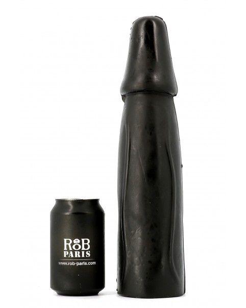 Gode noir 34.5 X 8.4 cm
