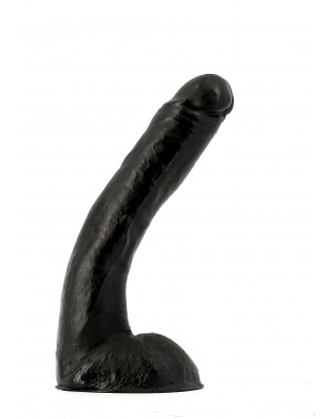 Gode All Black 27.5 X 5.1 cm