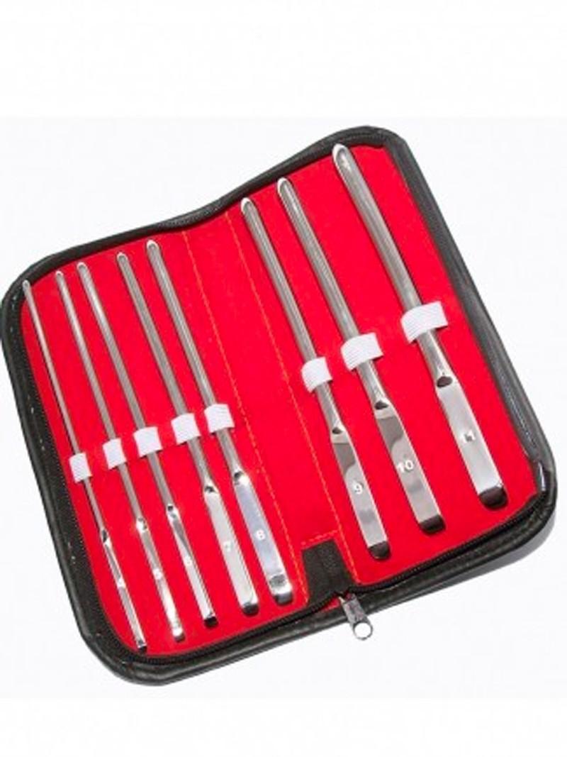 Set 8 sondes dilatation urètre