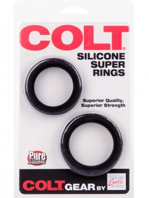Lot cockrings Silicone