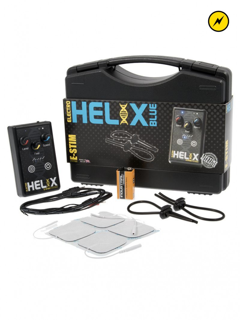 Pack électro Cockplay Helix Blue
