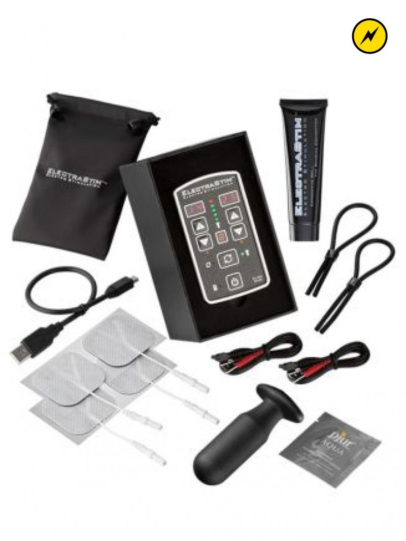 Pack électro rechargeable débutant