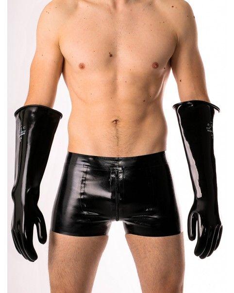 Paire de gants industriels longueur coude