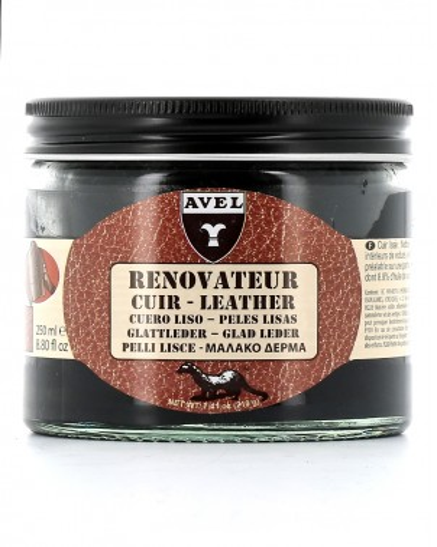 Baume rénovateur cuir