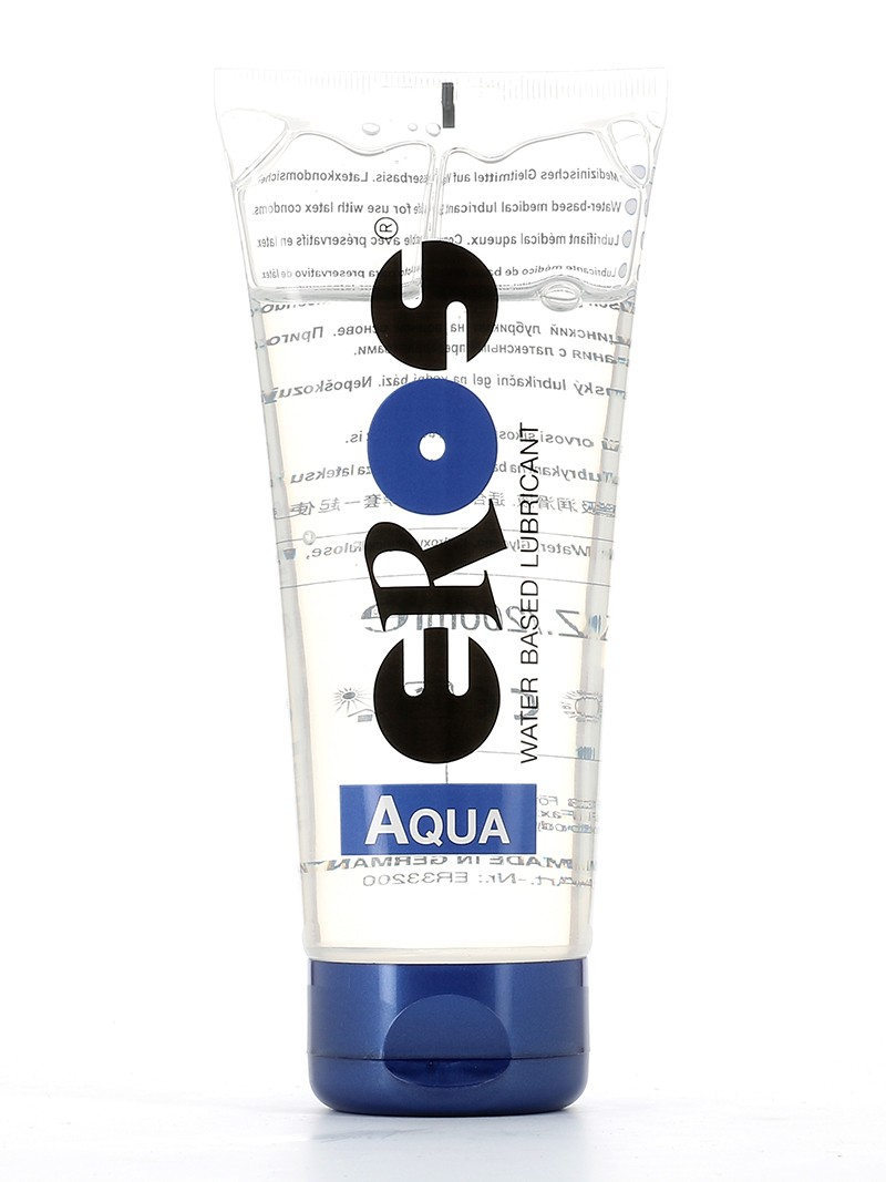 Gel Eros Aqua Essentials 200ml