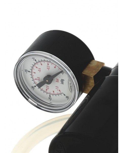 Pompe à jauge de pression