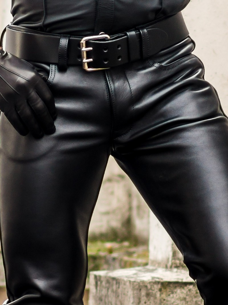 Pantalon Cuir RoB Slim