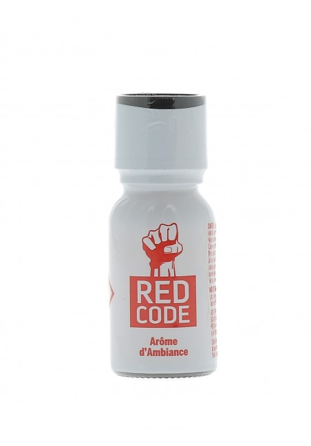 Poppers Red Code