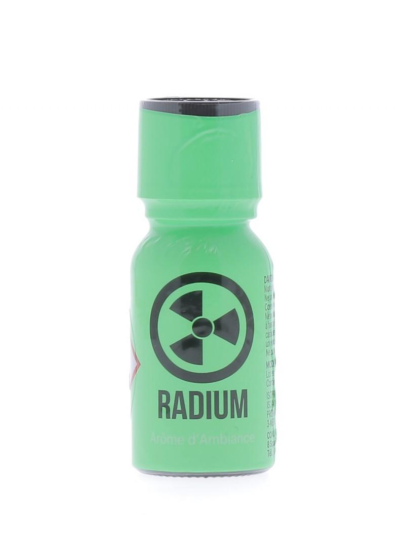 Poppers Radium