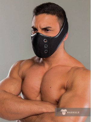 Masque Armored Mesh Maskulo