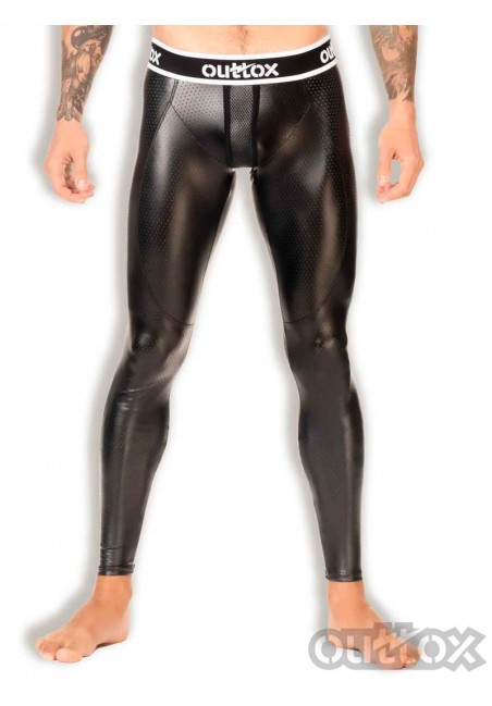 Legging Outtox Back Zip