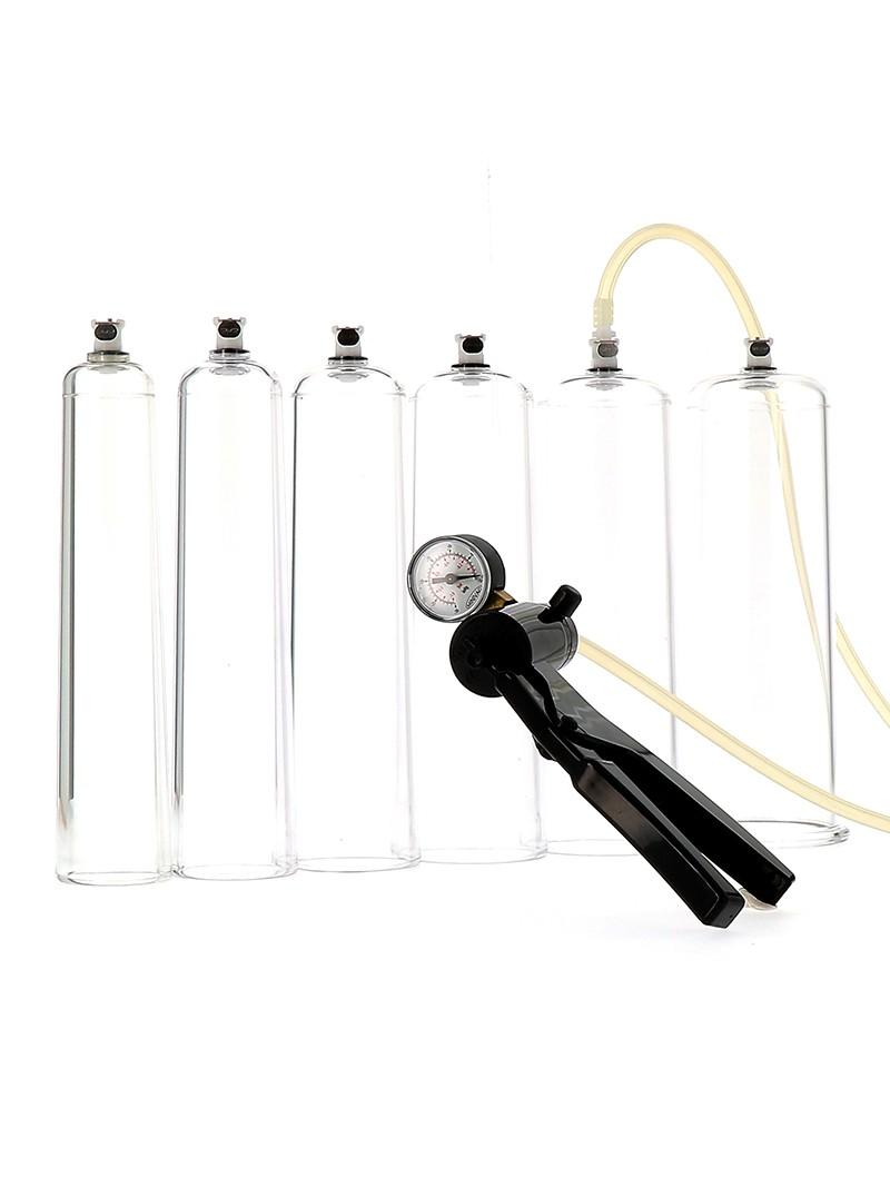 Développeur de pénis kit pompe et cylindre