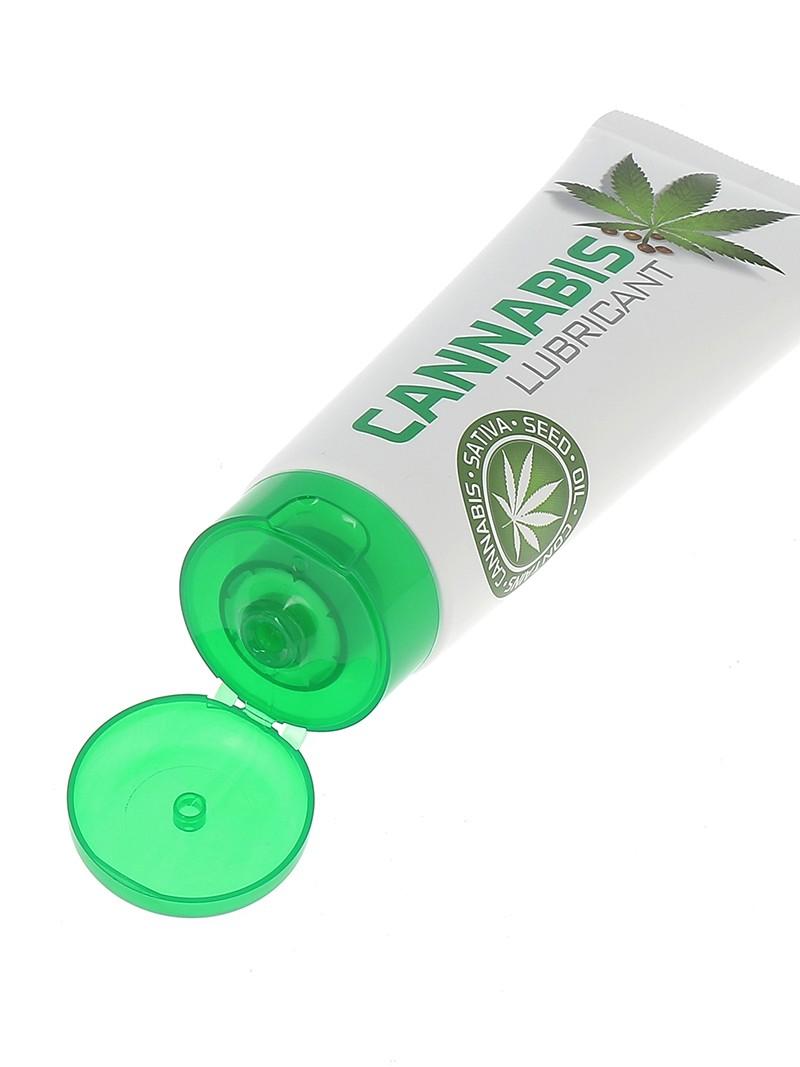 Gel Cannabis Lubricant