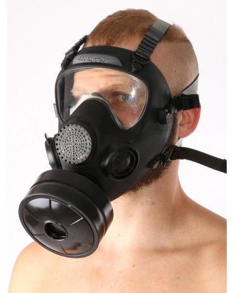 Masque à gaz MP5 et cartouche