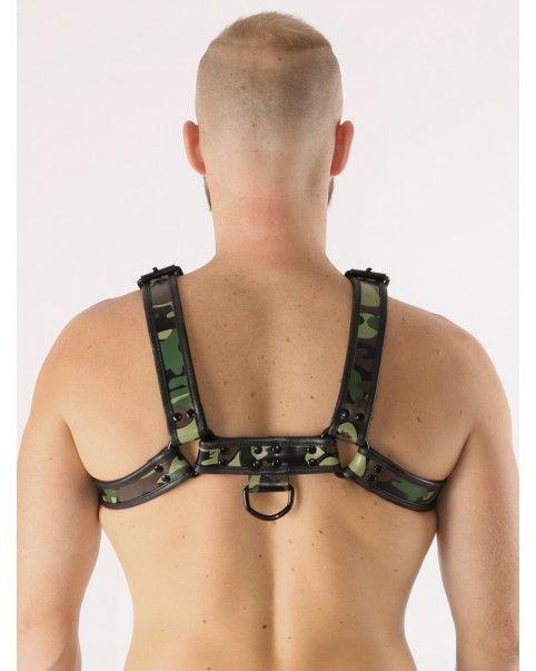 Harnais Militaire en cuir