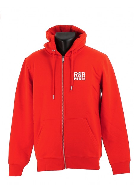 Sweater RoB Paris rouge