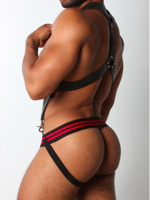 Jockstrap zippé Axiom
