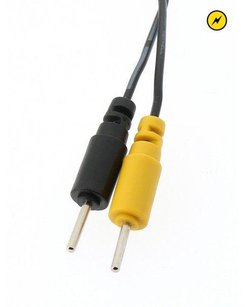 Câble électro 2 mm à Jack 3,5 mm