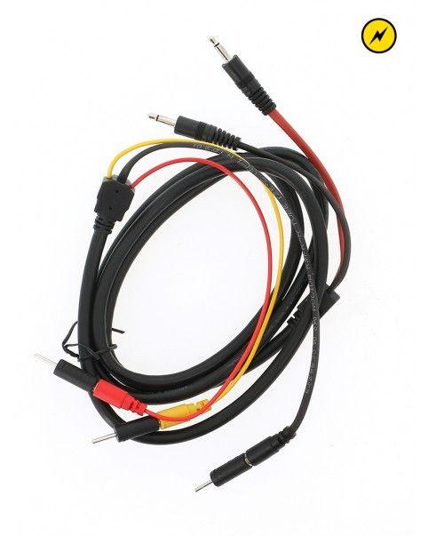 Cable Triphasé