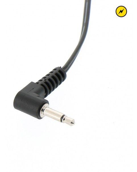 Cable électro 4 mm à Jack 3,5 mm