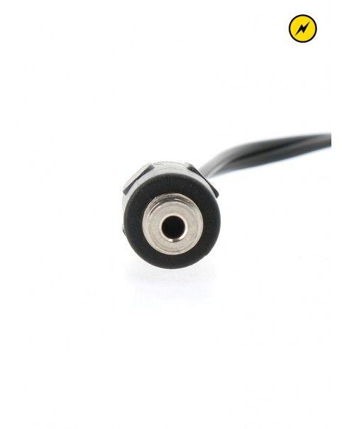 Adaptateur Jack 2.5 mm à 4 mm / TENS