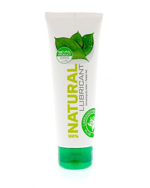 Gel intime à l'eau 100% Natural