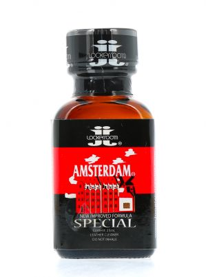 Grand Poppers Amsterdam Special
